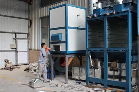 出售山東VOCS大氣處理設備 小型噴漆房廢氣處理設備