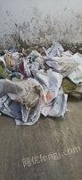 處理廢舊的水泥袋