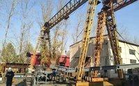 河南新乡出售16吨龙门吊三台 1万元