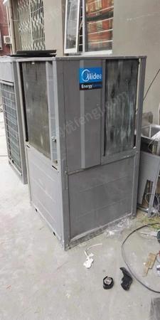 北京西城区我公司搬迁 两台闲置9.3kw空气能热泵低价转让 15000元