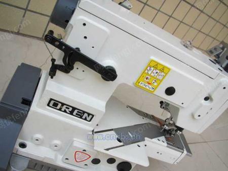 3针5线领头包边绷缝机 滚边车缝