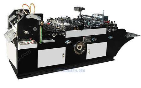 温州财顺高速贴无纺布机器机台