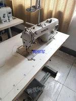 安徽安庆出售140台二手标准6880缝纫机