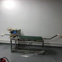 广东深圳二手半自动编带机smd载带包装机电容电阻载带编带机 出售