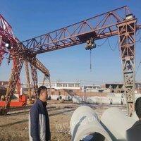 内蒙古赤峰二手龙门吊,天车,电葫芦,转让, 3.5万元