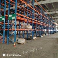 天津出售貨架 出售庫房貨架塑料托盤