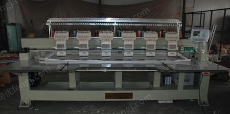 出售神韵SY-PG906/400*680六头鞋垫绣花机小型绣鞋垫机器