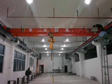 出售合肥肥西CD1型钢丝绳电动葫芦单梁起重机