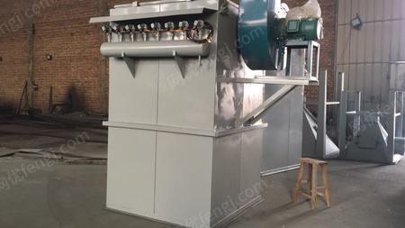 出售沧州泊头润泽环保单机-24除尘器