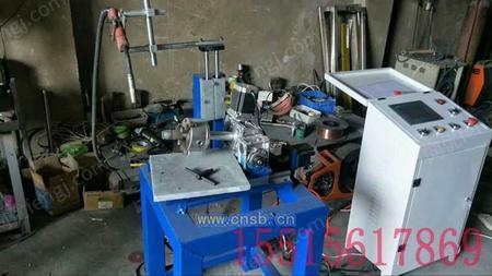 山东截齿焊接生产线的使用流程