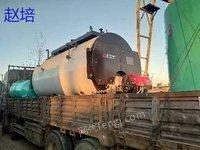 出售各种吨位二手燃油燃气锅炉