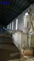 河北廊坊出售1台二手PE管材生产线