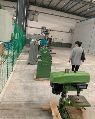 重庆渝北区出售二手全新电动车电机,切割机,砂轮机,焊机,炮塔铣床 10000元