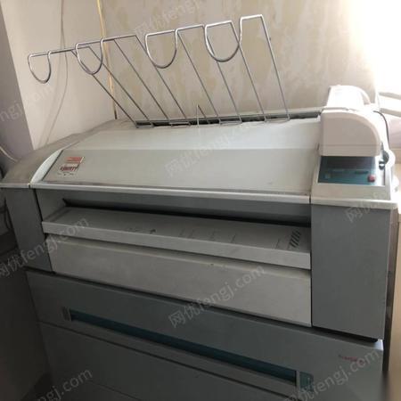 北京朝阳区公司业务升级出售1台奥西600激光打印复印扫描机 出售价15000元 可议价.
