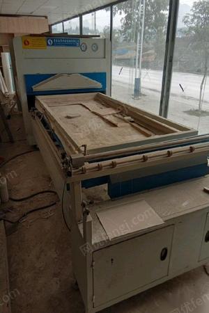 广西河池因转行转让二手闲置家具厂设备一套及配套软件 3-5万左右