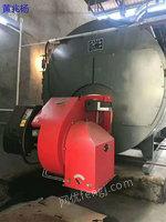 出售二手8吨13公斤低氮80燃气蒸汽锅炉