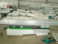 河北沧州低价转让木工设备精密锯裁板锯