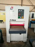 河北沧州泊头出售二手木工设备630定尺砂光机