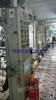 江苏盐城出售1台二手强大800宽6色普通印刷机