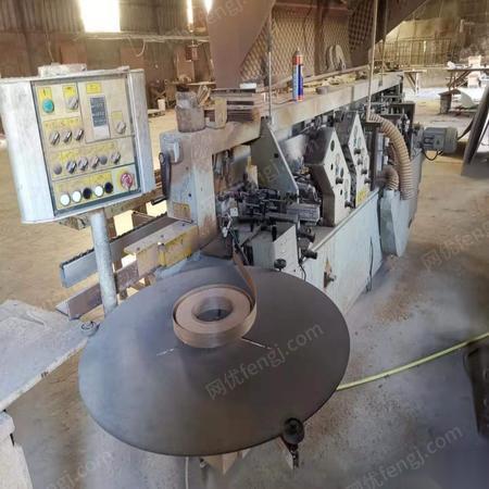 福建福州出售自动封边机华丽机械 25000元