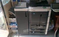 宁夏中卫便宜出售闲置柯尼卡美601黑白激光打印机一台 2000元