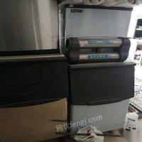 内蒙古阿拉善盟制冰机 水吧台 奶茶店设备出售