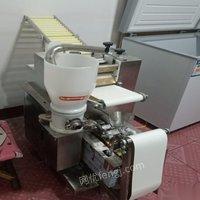 天津河北区因生意不景气转卖全自动水饺机
