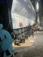 出售崭新18年100吨热水锅炉