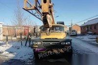 天津河西区出售八吨无事故吊车。