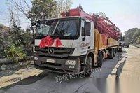 天津河西区求购37米三一。中联泵车