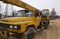 天津河西区无手续8吨6吨吊车出售
