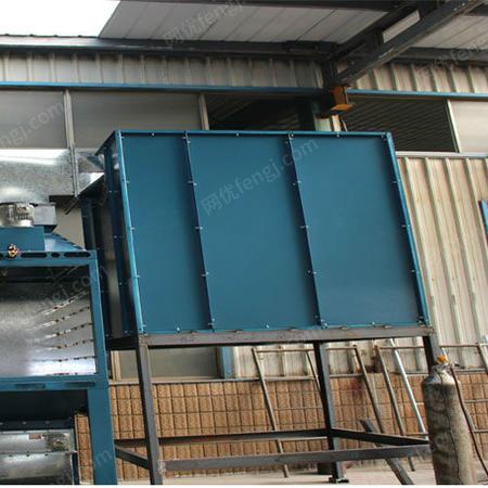 出售橡膠VOCS大氣處理設備 小型催化燃燒設備