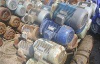 求购废旧电机,铝,铜,铁,