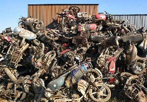 二手摩托车出售