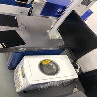 深圳公明ic激光镭雕机激光打标机二手出售