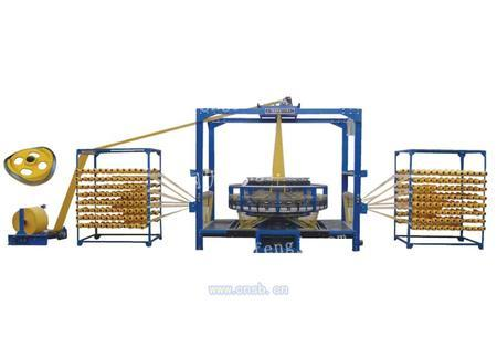 节能型圆织机