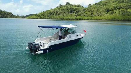2020旅游观光艇厂家直销旅游钓鱼艇价格