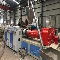贵州贵阳出售二手pe管设备,pvc设备,管材生产线,型材生产,板材生产线,