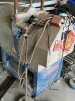 河北保定出售塑钢v 口据塑钢设备急售