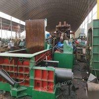 云南大理出售环保查扣一台华宏200吨金属打包机一台非诚勿扰 99999元