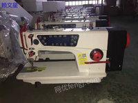 福建泉州出售1批二手平缝机嵌入式一体机
