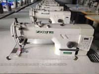 福建泉州出售1批二手缝中设备中捷一体机9703-3D