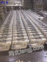 福建泉州出售1批二手包缝机银箭747F