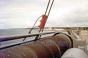 供應鋼絲繩養護潤滑系統