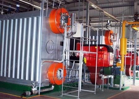 出售燃油氣工業鍋爐