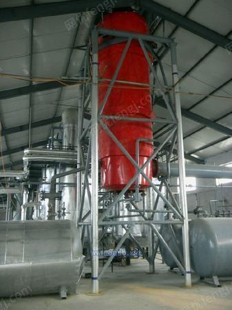 多級短程分子蒸發裝置-廢機油再生