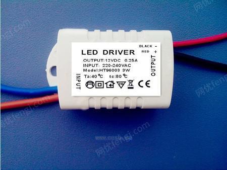 3W LED驱动电源12VDC