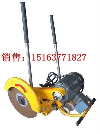 專業高效電動鋼軌鋸軌機,鋼軌打孔