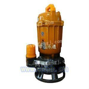 WQD10-10-0.75排污泵