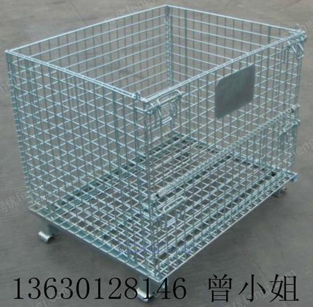 蝴蝶籠,鐵周轉箱,折疊臺
